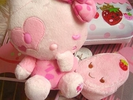 Cute Hello Kitty Plushie