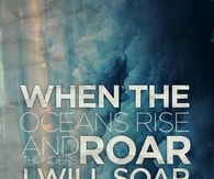 I will soar with you