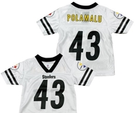 NFL Pittsburgh Steelers Troy Polamalu Toddlers  Jersey