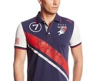 PUMA Mens Futbol Polo USA