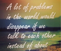 a lot of problems in the world