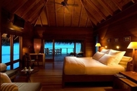 Tropical Vacation Bedroom with Panoramic Ocean View
