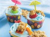 Beach Bare Cupcakes
