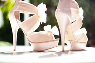 Pretty Pink Gyaru High Heels