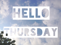 Hello Thursday