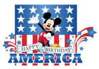 Happy Birthday Ameerica