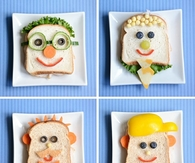 Special made sandwiches
