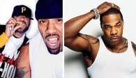 Busta Rhymes Red man Method Man hip hops iconic figures