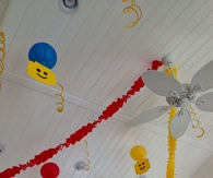 Lego Party DIY Decorations