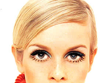 Twiggy First Model  the British invasion 1960