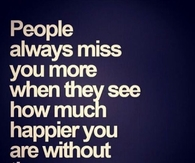 People Miss You More