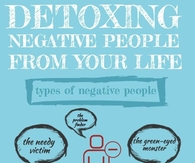 Detoxing negative people from your life