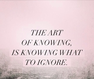 The art of knowing