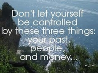 Don't let yourself be controlled