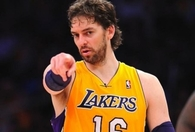Paul Gasol Signs with Chicago Bulls