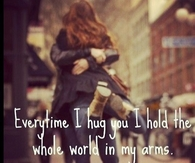 Everytime I Hug You