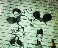 Mickie and Minnie Love