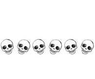 Cute Skull Heads