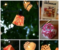 DIY Cupcake Lights