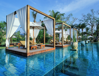 The Sarojin, Swimming Pool, Thailand