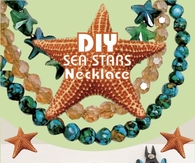 DIY Sea Stars Necklace