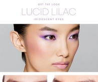 DIY Iridescent Eyes