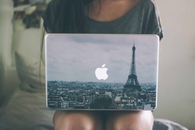 Paris laptop