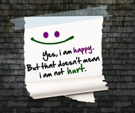 Happy but Hurt