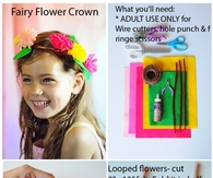 DIY Fairy Crown