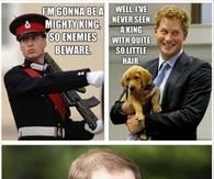 Royal Family inside jokes