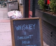 Whisky & Sunlight