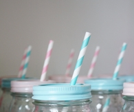 Mason Jar Baby Shower Craft