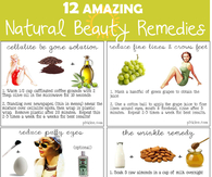 12 amazing natural remedies