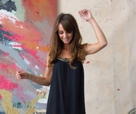 Short Black Summer Dress