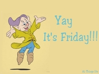 Yay it's Friday