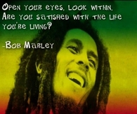 Bob Marley Open Your Eyes