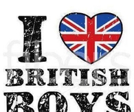I Heart British Boys