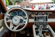 Bentley Interior
