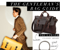 The Gentlemens Bag Guide