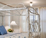 Rustin Canopy for Bed