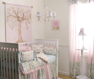Pretty Baby Girl Nursery