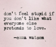 Dont Feel Stupid
