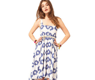 Cute Hi Lo Summer Dress