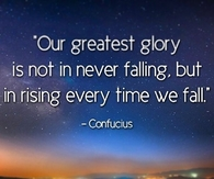Our Greatest Glory