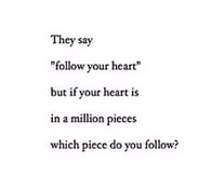Which Piece Do You Follow