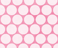 Large pink dot wallpaper