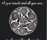 All You Touch All You See