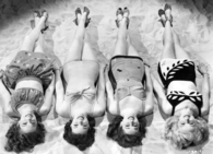 Vintage Swimsuits from the 1940s