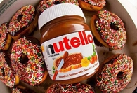 Nutella and donuts