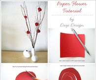 DIY Flower Tutorial